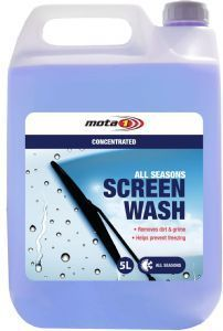 5 Litre Concentrated screen wash